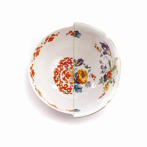 Hybrid Ersilia Porcelain Salad Bowl design by Seletti