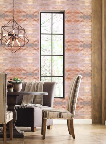 Serene Jewel Wallpaper from the Impressionist Collection by York Wallcoverings