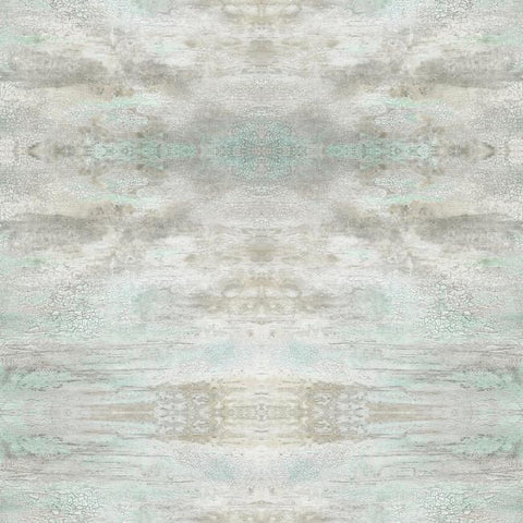 Serene Jewel Wallpaper in Blue-Grey from the Impressionist Collection by York Wallcoverings