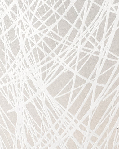Sample Shag Wallpaper in Ice design by Jill Malek