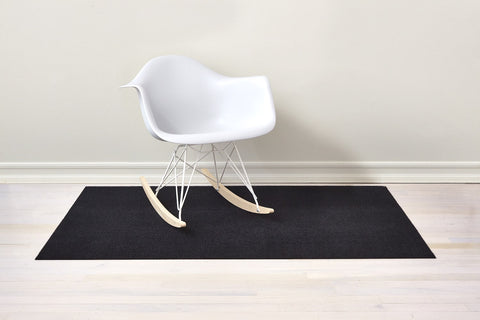 Solid Shag Mats by Chilewich