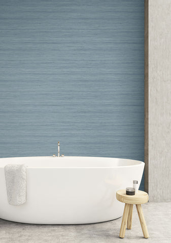 Shantung Silk Wallpaper in Cambria from the More Textures Collection by Seabrook Wallcoverings