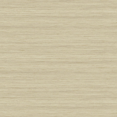 Shantung Silk Wallpaper in Rye from the More Textures Collection by Seabrook Wallcoverings