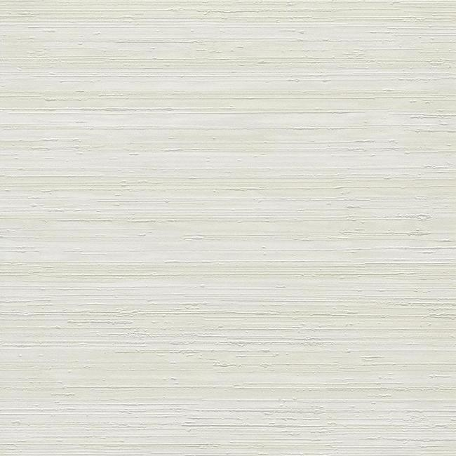 Shantung Wallpaper in Off-White from the Design Digest Collection by York Wallcoverings