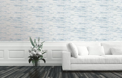 Shibori Wallpaper from the Solaris Collection by Mayflower Wallpaper