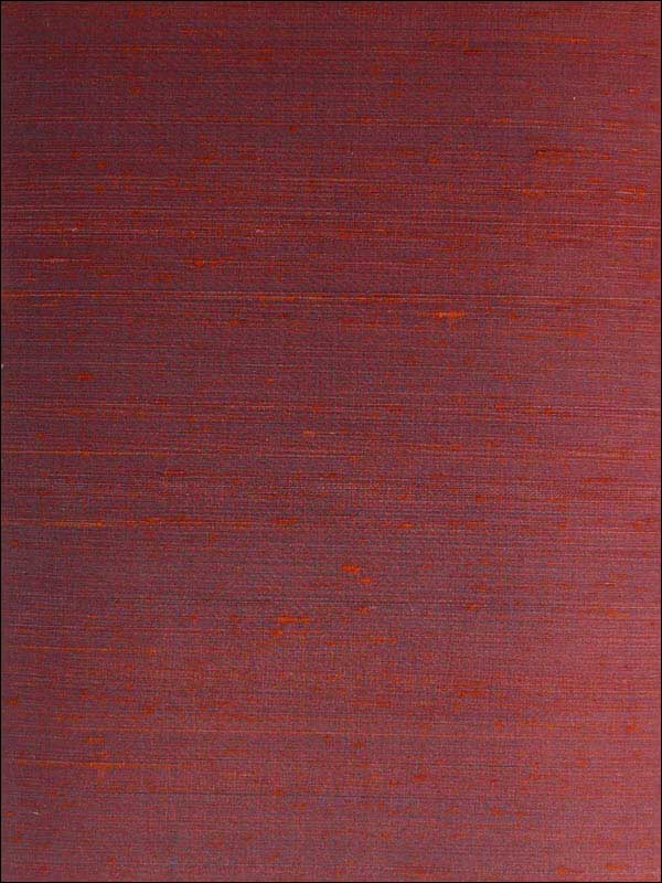 Shimmering Blend Wallpaper in Burnt Red from the Sheer Intuition Collection by Burke Decor