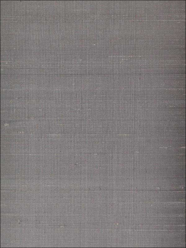 Sample Shimmering Blend Wallpaper in Steel from the Sheer Intuition Collection by Burke Decor
