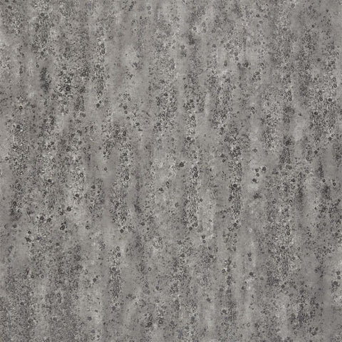 Shirakawa Wallpaper in Graphite from the Zardozi Collection by Designers Guild