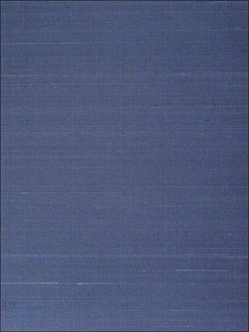 Silk Wallpaper in Indigo from the Sheer Intuition Collection by Burke Decor