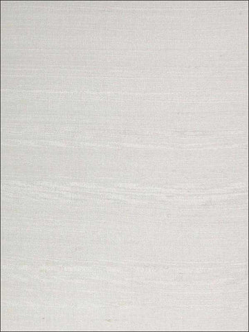 Silk Wallpaper in White from the Sheer Intuition Collection by Burke Decor