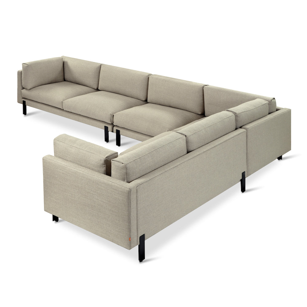 Silverlake XL Sectional in Various Colors