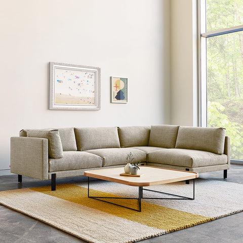 Silverlake Sectional in Various Colors