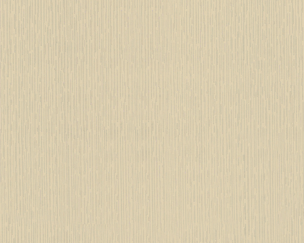 Sample Simple Solids Wallpaper in Beige and Brown design by BD Wall