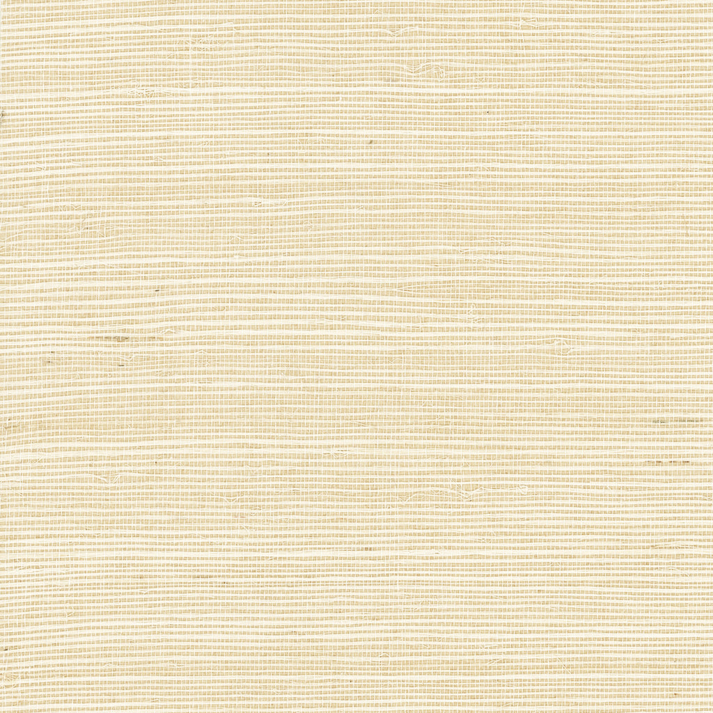 Sisal Grasscloth Wallpaper in Sugar Cookie from the Luxe Retreat Collection by Seabrook Wallcoverings