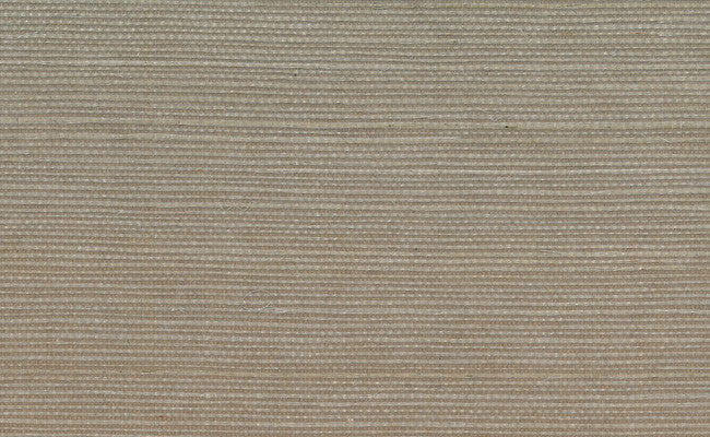 Sisal Grasscloth Wallpaper in Browns design by Seabrook Wallcoverings