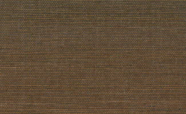 Sisal Wallpaper in Dark Brown design by Seabrook Wallcoverings