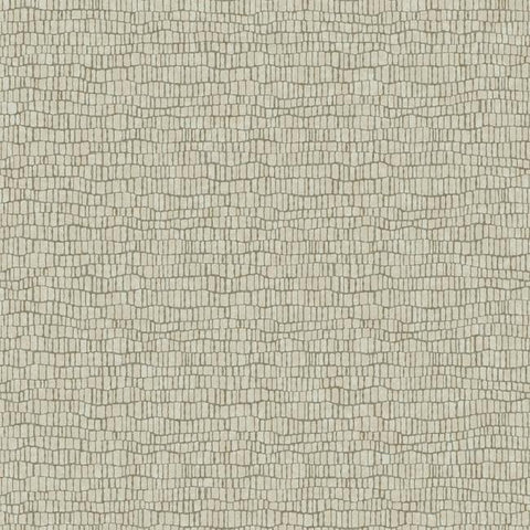 Skin Wallpaper in Beige from the Natural Opalescence Collection by Antonina Vella for York Wallcoverings