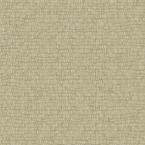 Skin Wallpaper in Gold from the Natural Opalescence Collection by Antonina Vella for York Wallcoverings
