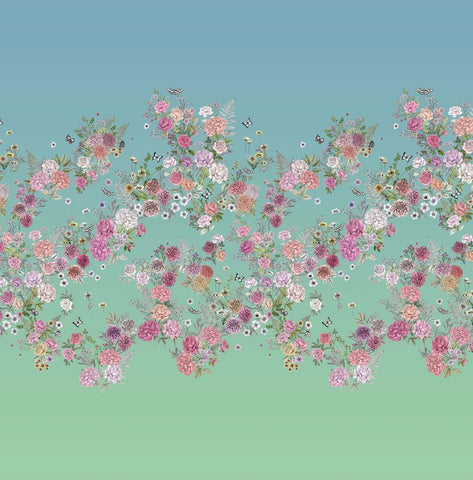 Skye's Garden Wallpaper from the Daydreams Collection by Matthew Williamson for Osborne & Little