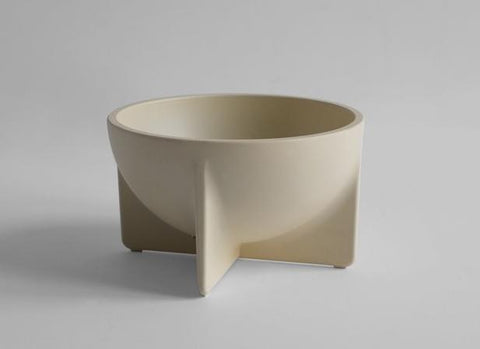 Small Standing Bowl in Various Colors