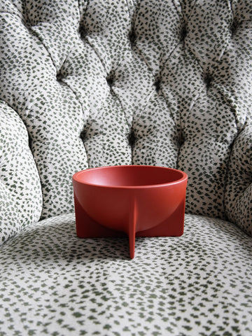 Small Standing Bowl in Various Colors by FS Objects