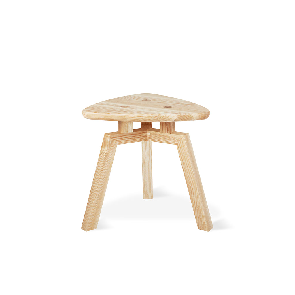 Solana Triangular End Table by Gus Modern