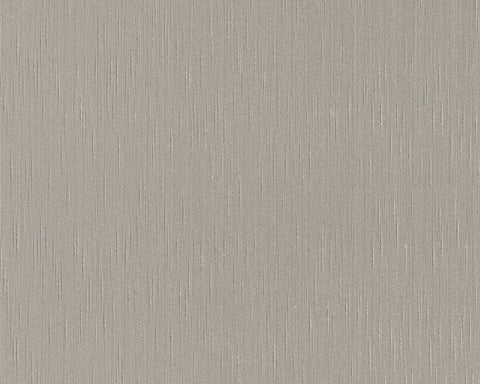 Solid Faux Fabric Wallpaper in Grey design by BD Wall