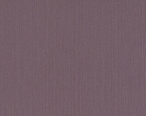 Solid Faux Fabric Wallpaper in Purples design by BD Wall