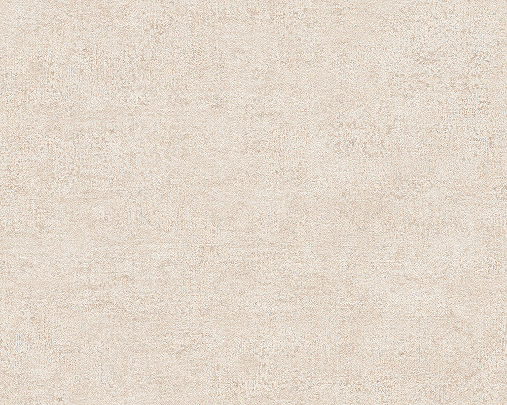 Sample Solid Structures Wallpaper in Beige and Cream design by BD Wall