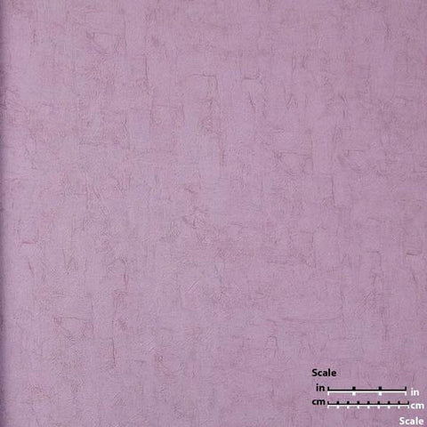 Solid Textured Wallpaper in Cool Pink from the Van Gogh Collection by Burke Decor