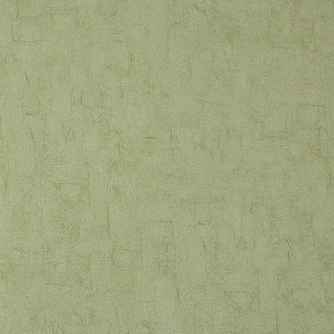Solid Textured Wallpaper in Pale Green from the Van Gogh Collection by Burke Decor