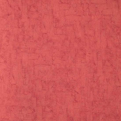 Solid Textured Wallpaper in Venetian Red from the Van Gogh Collection by Burke Decor