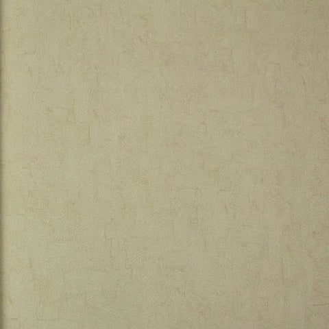 Solid Textured Wallpaper in Warm Light Beige from the Van Gogh Collection by Burke Decor
