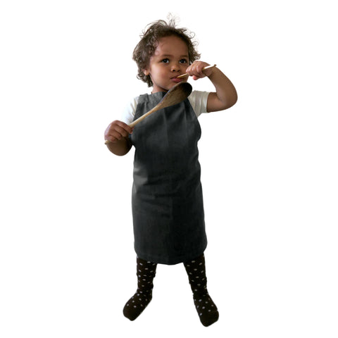 Kids Apron in multiple colors by The Organic Company