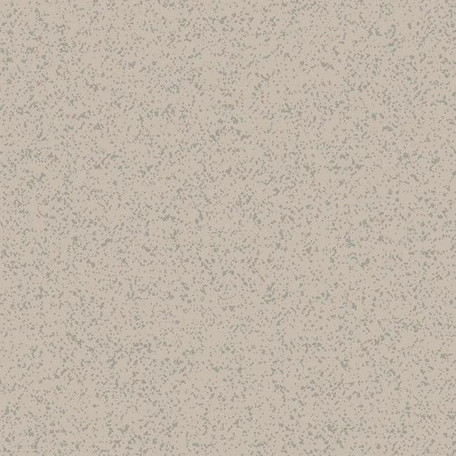 Sprinkle Wallpaper in Metallic and Pearlescent Grey by Antonina Vella for York Wallcoverings