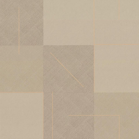 Squares Wallpaper in Grey by Hawkins New York
