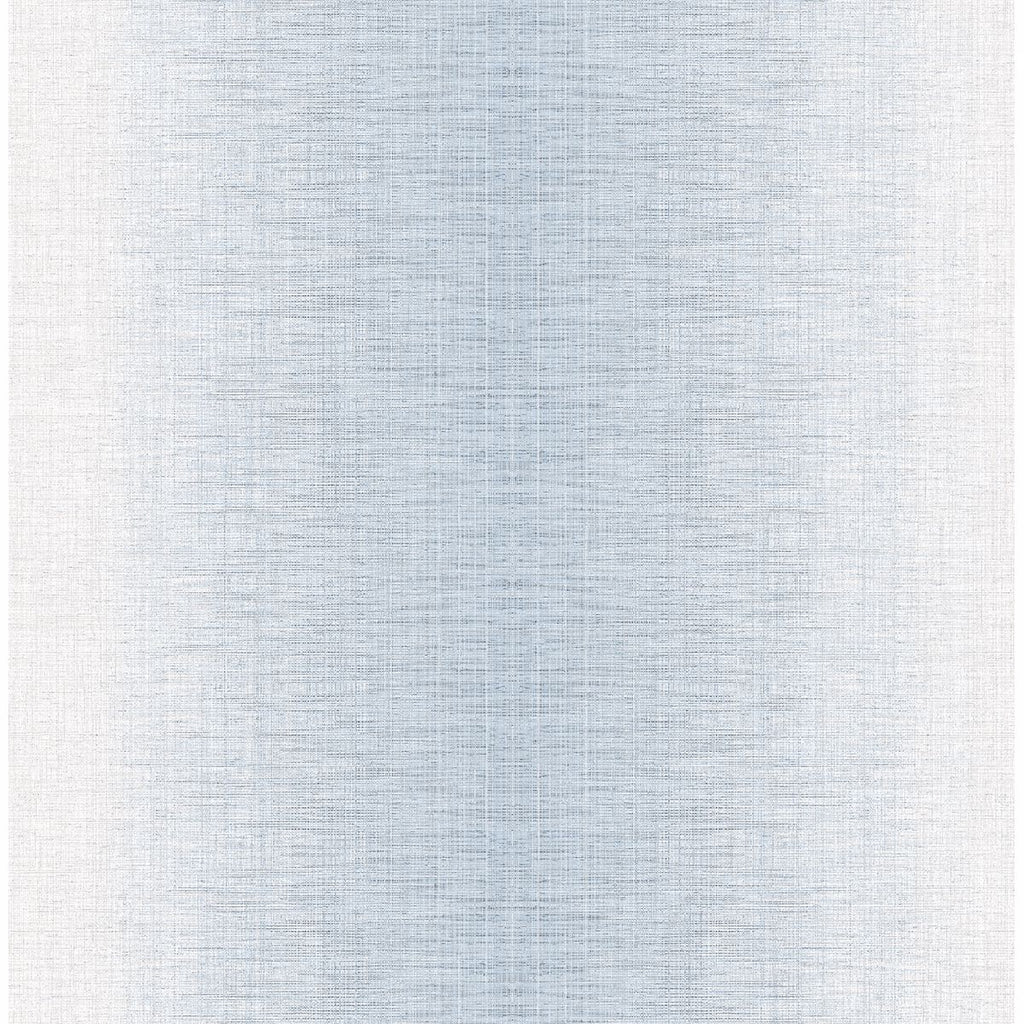 Sample Stardust Ombre Wallpaper in Light Blue from the Moonlight Collection by Brewster Home Fashions