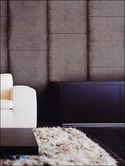 Stone Slab Dark Wallpaper from the Indulgence Collection by Burke Decor