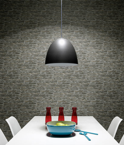 Stone Wall Wallpaper design by BD Wall