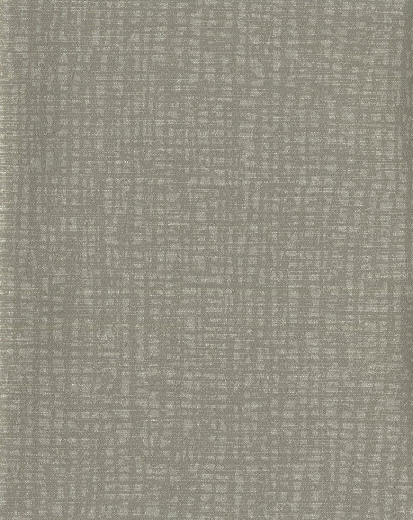 Sample Street Light Wallpaper in Grey and Metallic from Industrial Interiors II by Ronald Redding for York Wallcoverings