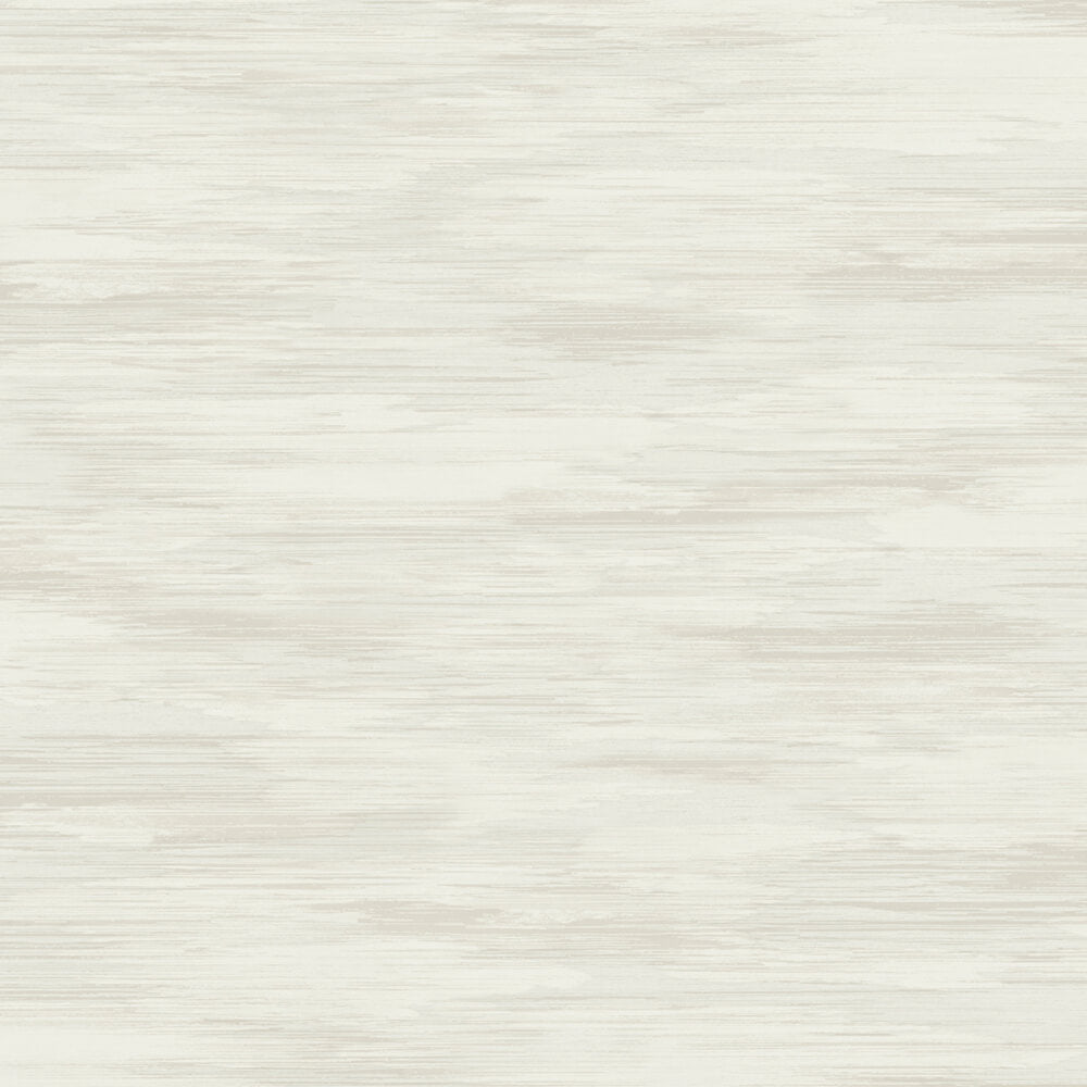 Sample Stria Wash Wallpaper in Ivory from the Living With Art Collection by Seabrook Wallcoverings