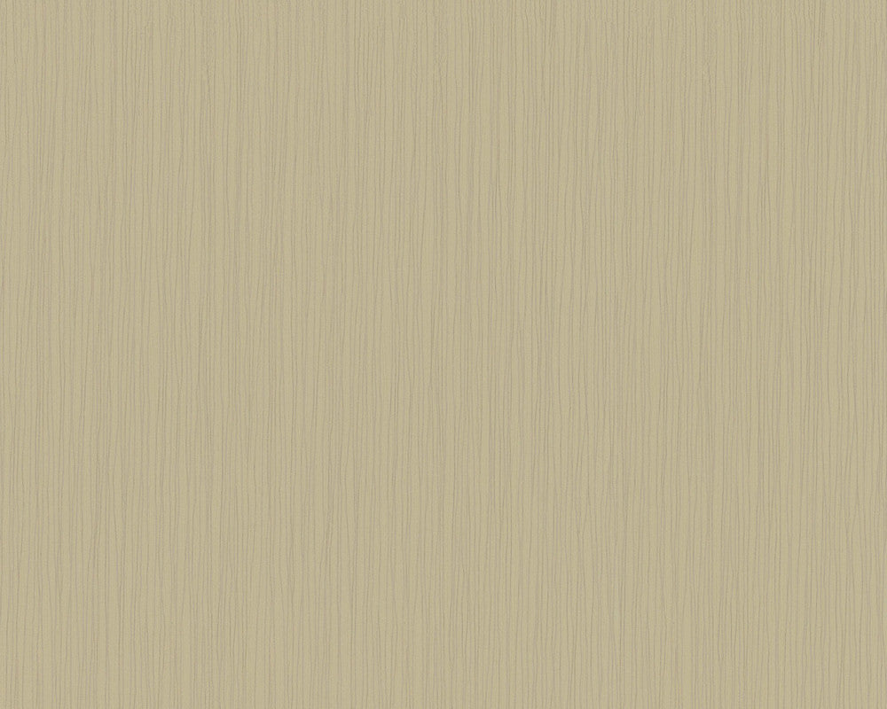 Sample Stripes Wallpaper in Beige design by BD Wall