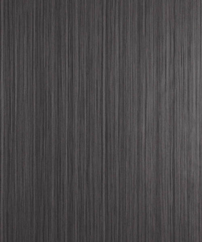 Stripes Wallpaper in Black from the Loft Collection by Burke Decor