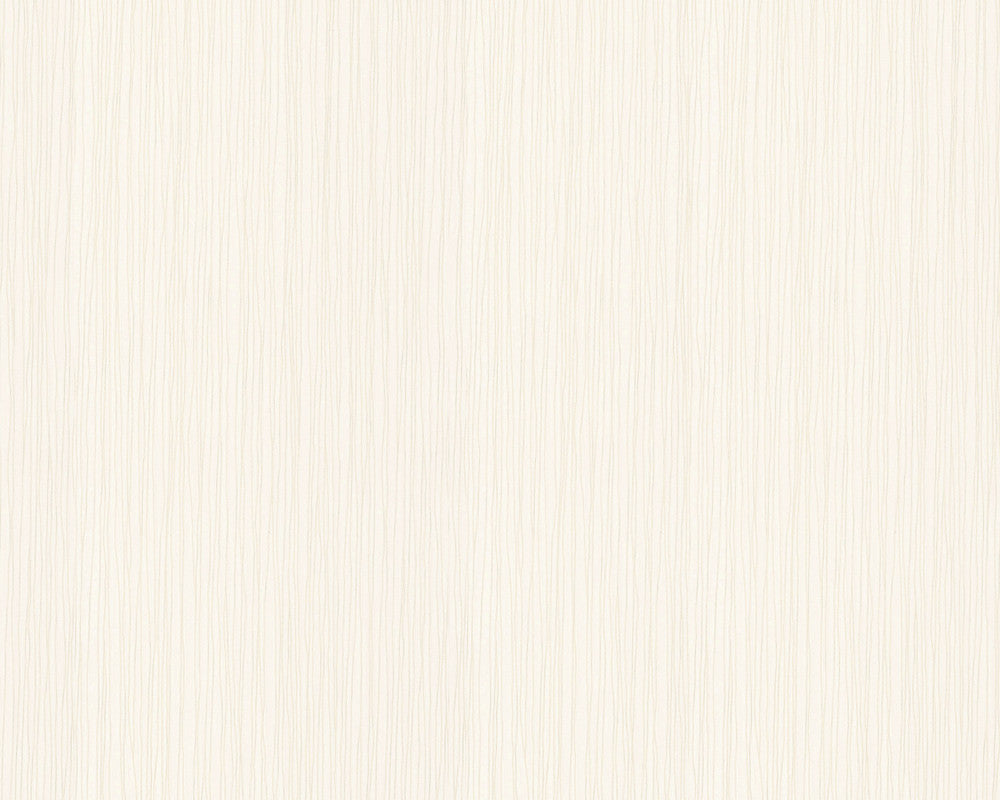 Sample Stripes Wallpaper in Cream design by BD Wall