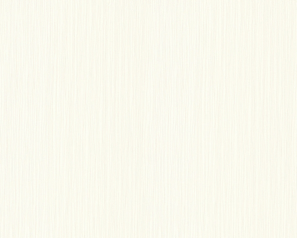 Sample Stripes Wallpaper in Ivory design by BD Wall