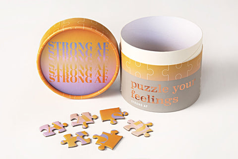 Mini Puzzle - Strong AF