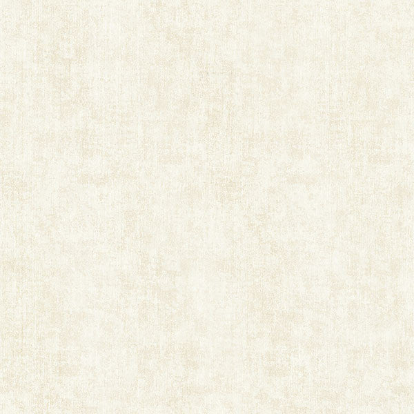 Sultan Cream Fabric Texture Wallpaper from the Alhambra Collection by Brewster Home Fashions
