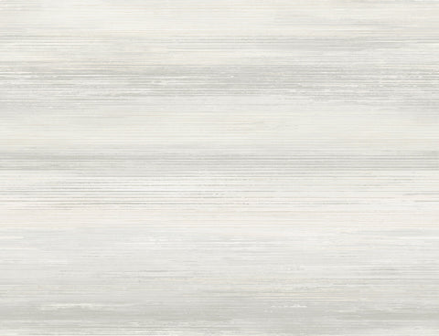Sunset Stripes Wallpaper in Winter Mist from the Living With Art Collection by Seabrook Wallcoverings