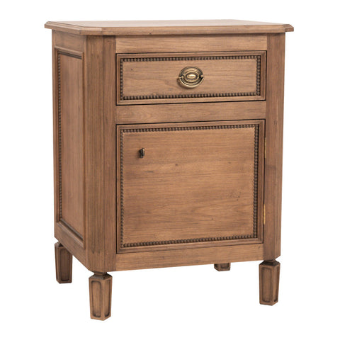 Swedish Nightstand in Various Finishes