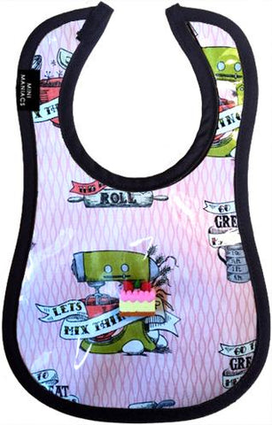 Sweetie Baby Bib by Mini Maniacs